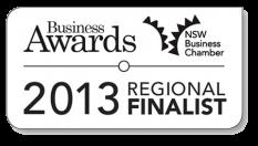 Regional Finalist