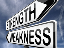 Weakness and Strengths Questions